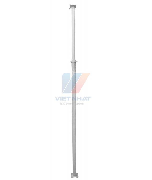 Cây chống tăng kẽm 4.0m 1.6 ly | Cột chống tăng sắt giàn giáo kẽm giá rẻ