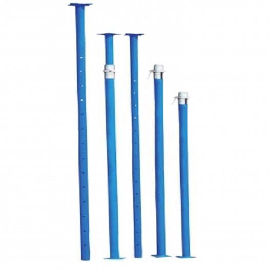 Cây chống tăng sơn dầu 4.0m 1.6 ly | Cột chống sắt giàn giáo giá rẻ