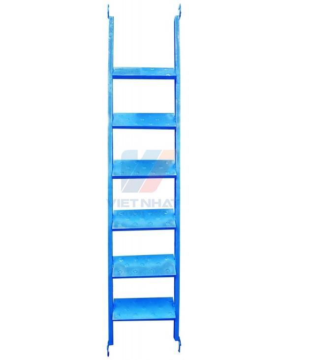 Thang giàn giáo sơn dầu | Cầu thang giàn giáo giá rẻ